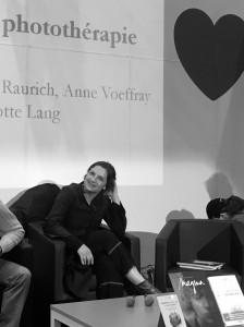 Anne Voeffray Salon du livre Genève 2017